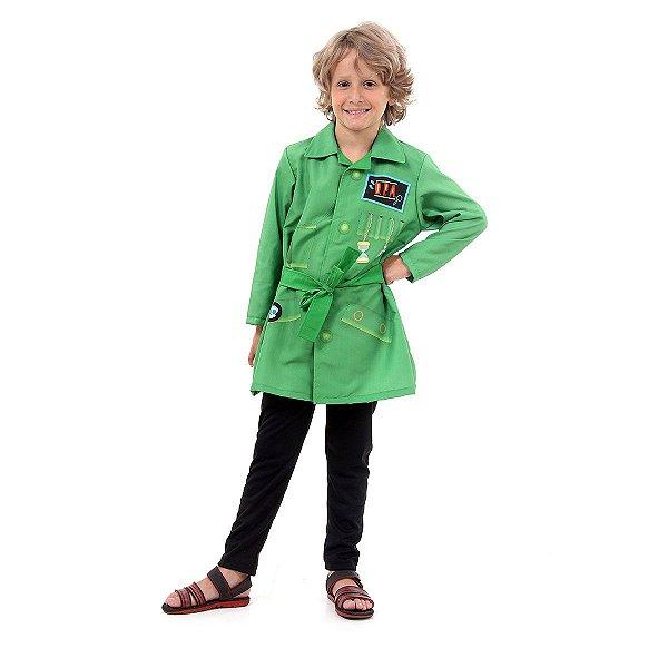 Fantasia Infantil - DPA Verde - G