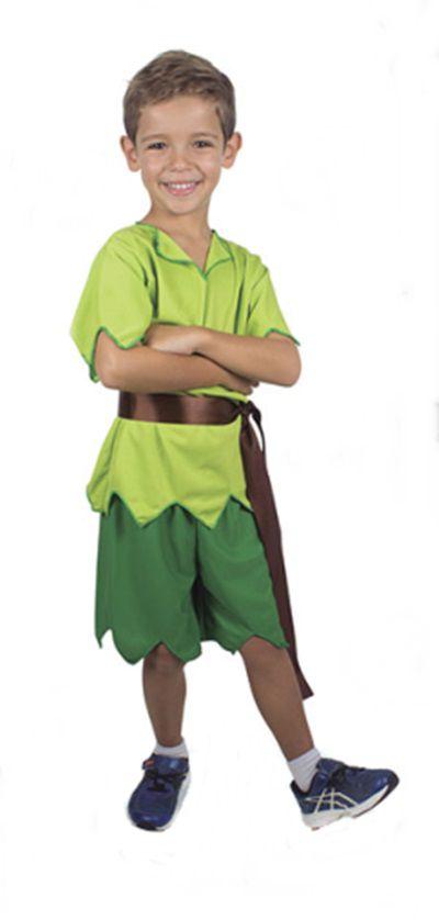 Fantasia Infantil - Menino Green - G