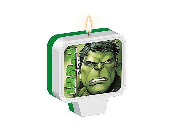 Vela Plana - Hulk Animação