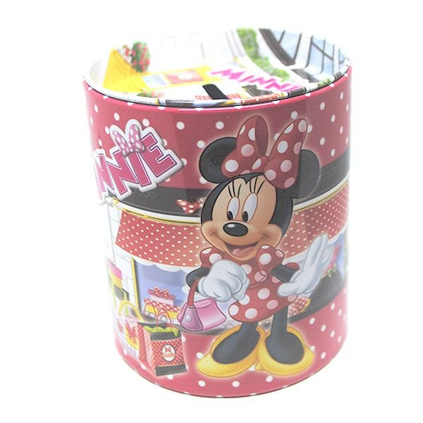 Cofrinho - Minnie Mouse