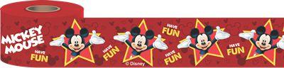 Fita de Cetim - Mickey Mouse - 25mm