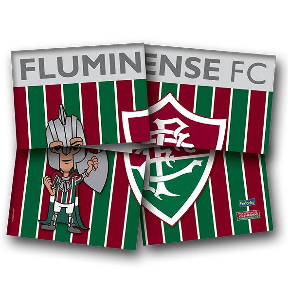 Painel 4 Folhas - Fluminense
