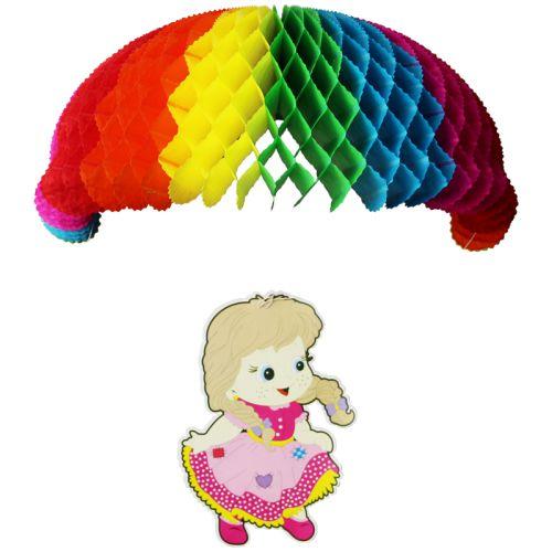 Enfeite Paraquedas - Menina