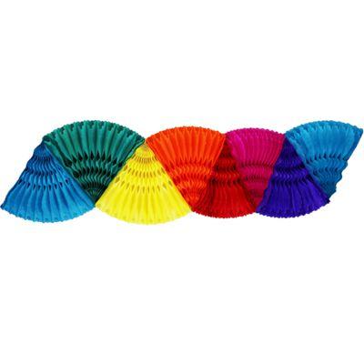 Guirlanda Sanfona - Colorida