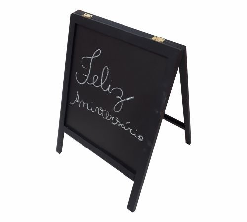 Cavalete Lousa -  29x40 cm