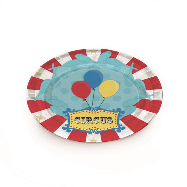 PRATO LAMINADO 6 - Circus