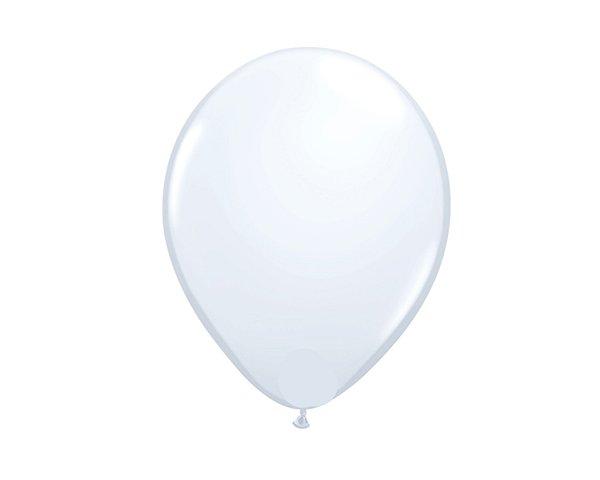 Balão Latex Branco N 9