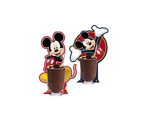 Copinho Com Enfeite Mickey