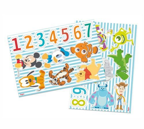 Kit Decorativo - Baby Disney Mesversario Menino
