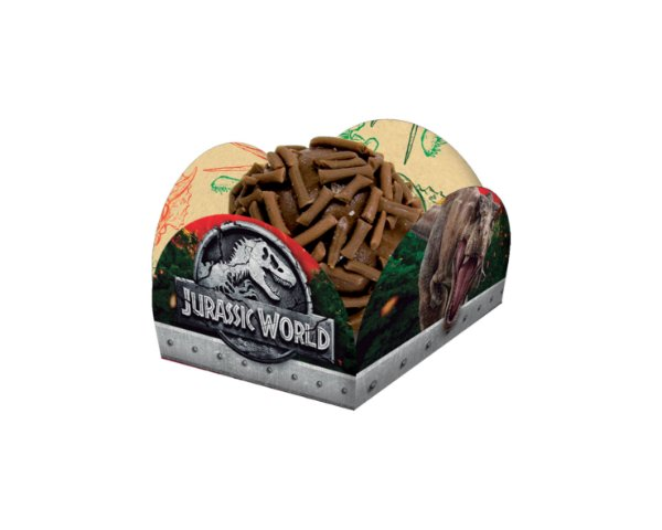 Porta Forminha - Jurassic World 2 - 50 unidades