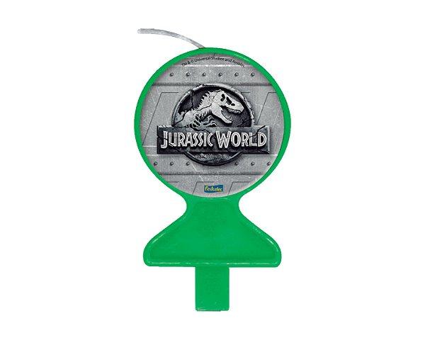 Vela de aniversário - Jurassic World 2