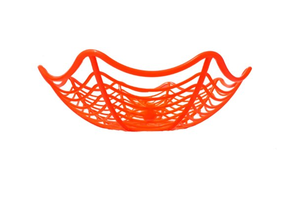 Cesta Decorativa Halloween - Laranja