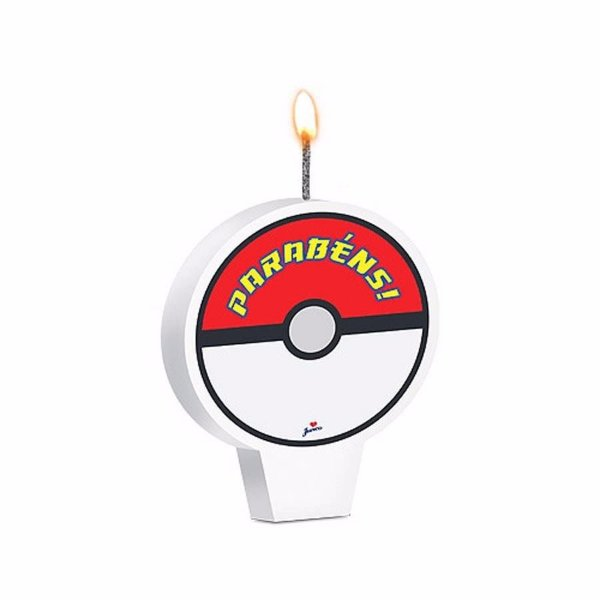 Vela Plana Pocket Monster - Pokemon