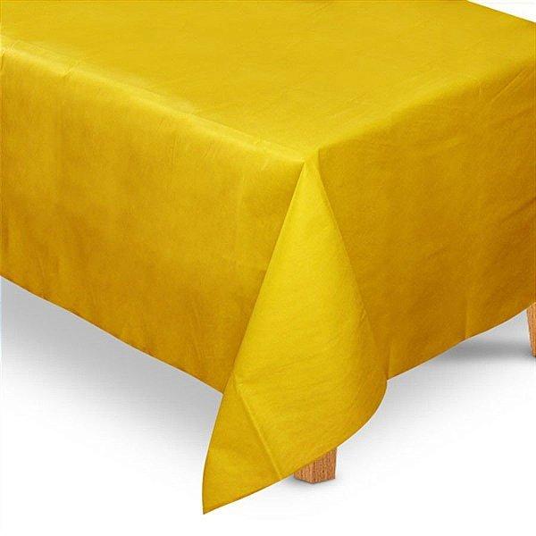Toalha TNT Tampo - Amarelo -  2,20 x1,40