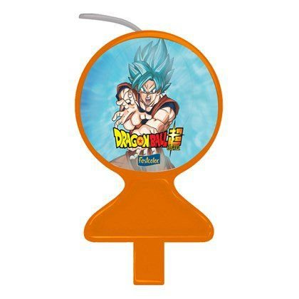 Vela Plana Dragon Ball Z