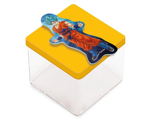Apliques 3D - Papel Cartonado - Dragon Ball