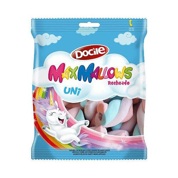 Marshmallow Recheado - Twist Color Unicórnio 220g