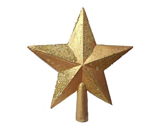 Estrela de Natal - Ponteira