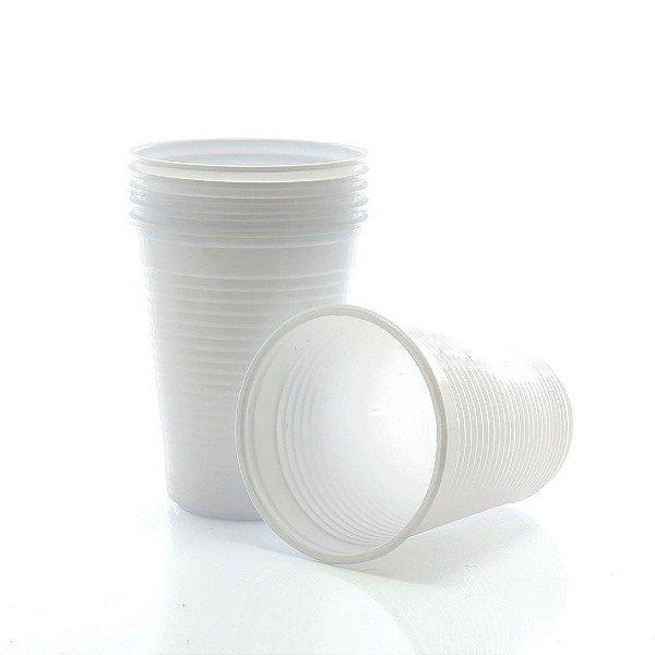 Copo Descartavel Branco -  200ml