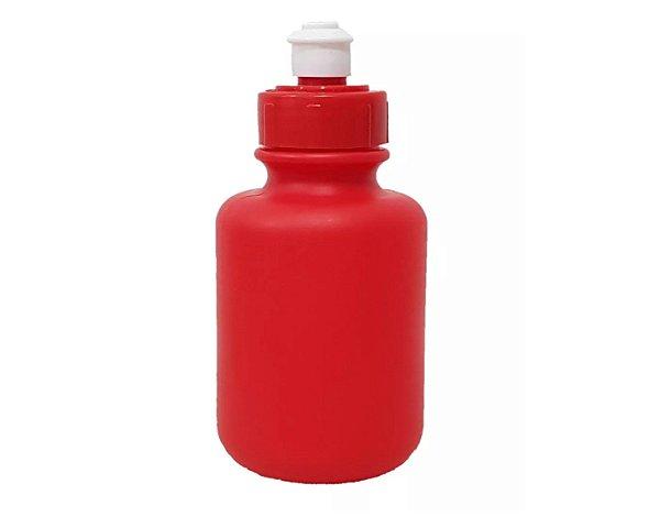 Squeeze  Garrafinha Vermelho leitoso- 300 ml