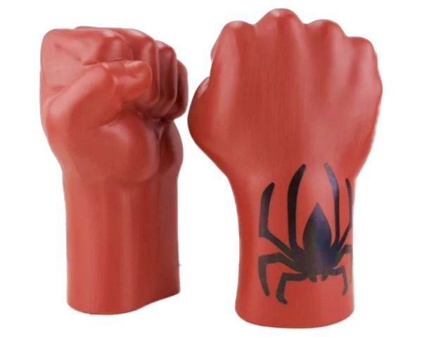 Luvas Gigante - Homem Aranha