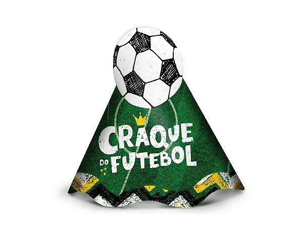 Futebol Chapéu de Aniversário -  c/8