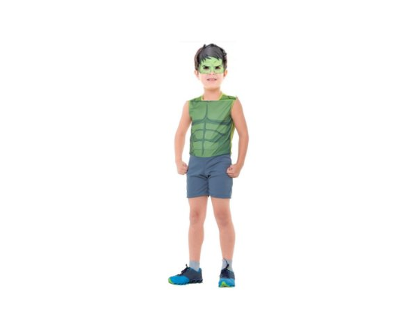 Fantasia Classica Pop - Hulk - P