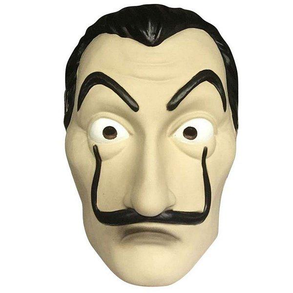 Máscara La Casa de Papel - Salvador Dali