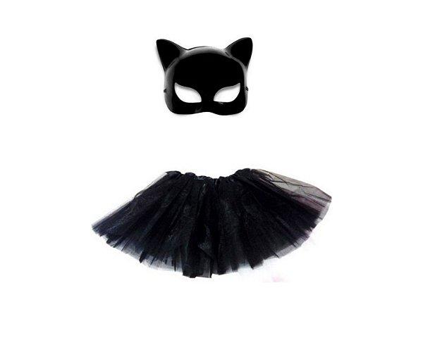 Fantasia Carnaval Feminina 2019 - Mulher gato