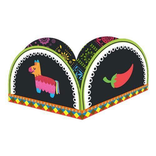Porta Forminha - Festa Mexicana - 40 und