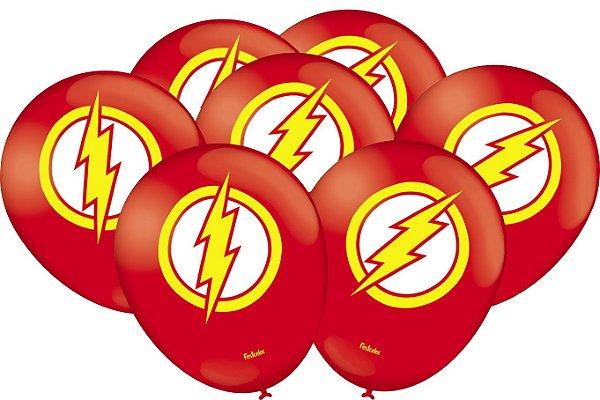 Balão de Látex - Flash - 25 unidades