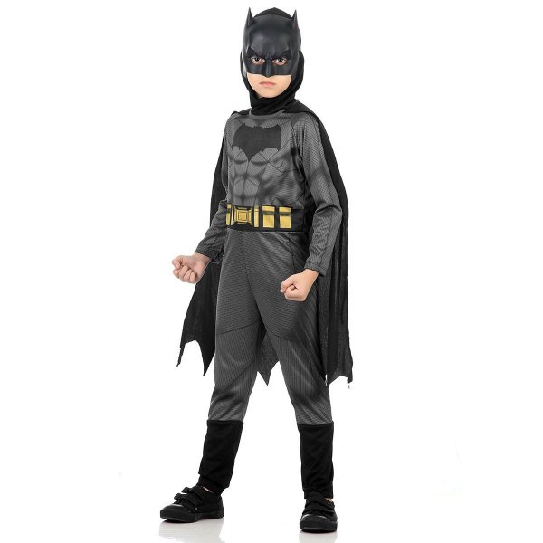 Fantasia Batman Std - Infantil G