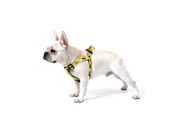 Peitoral Para Cachorro - Batman - Tamanho EG