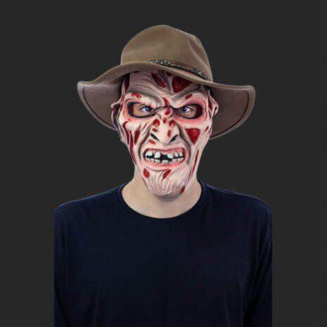 Máscara Latex Hallowen - Fred Grug - Somente Máscara