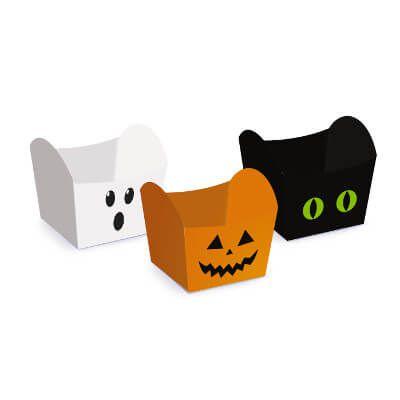 Mini Cachepot Halloween - 10 unidades