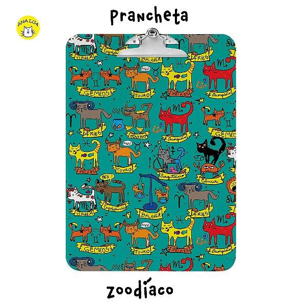 Prancheta Zoodíaco