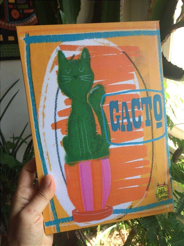 Poster  Gacto