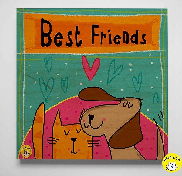 Quadrinho Best Friends