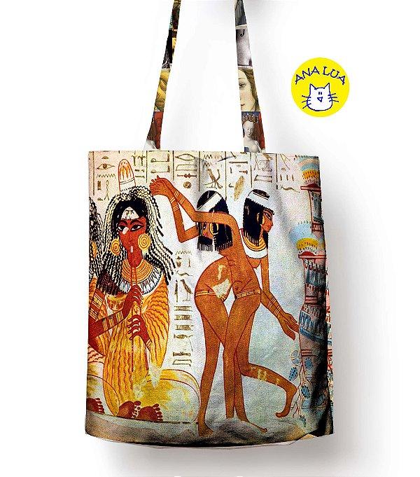 Sacola Arte - As dançarinas, Antigo Egito