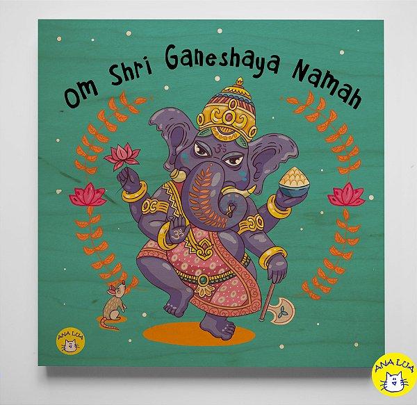 Quadrinho Ganesha