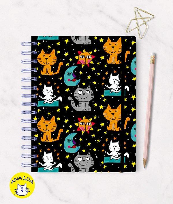 Caderno GAto Zen