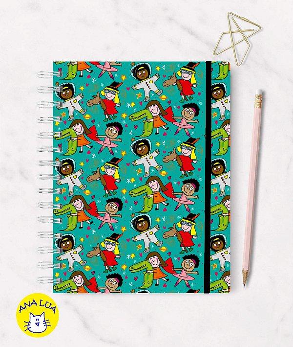 Caderno Meninas Poderosas