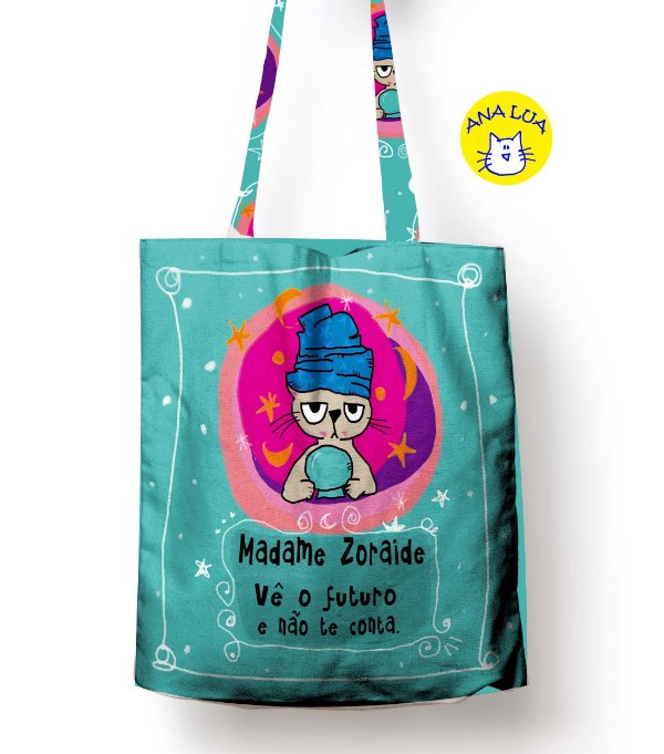 Sacola Madame Zoraide