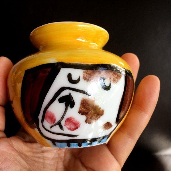 Mini Vasinho Fofo Cachorrinho