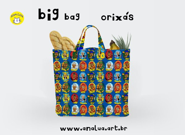 Big Bag Orixás