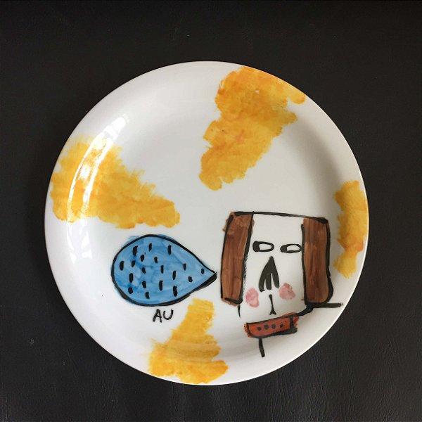 Pratinho de sobremesa  Au Au