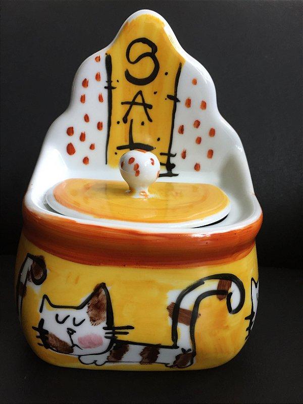 Saleiro 3 Gatinhos