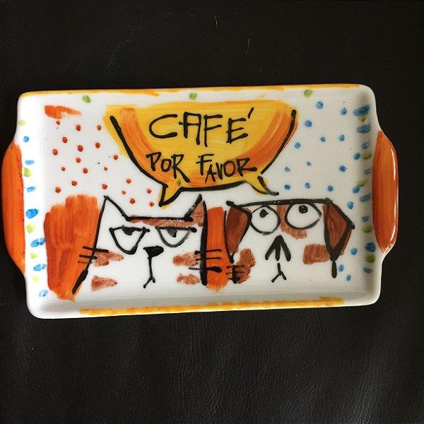 Bandeja Café por favor