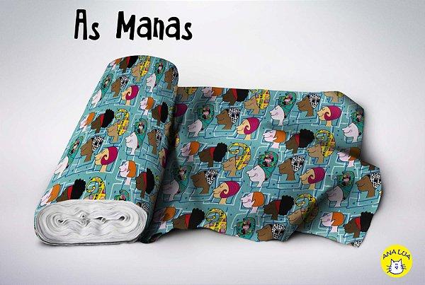 Tecido  -  As Manas
