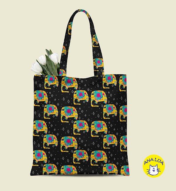 Book Bag Elefantes